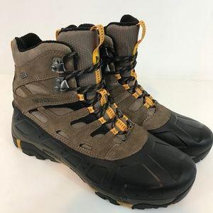 Merrell Men Moab Polar Waterproof Boots SZ 12